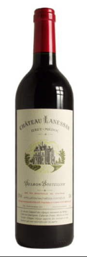 Chateau lanessan red wine for Chateau lanessan